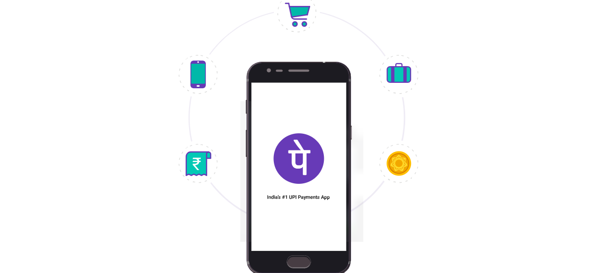 About PhonePe India's Payments App: