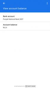 How To Check Bank Balance On Tez UPI App