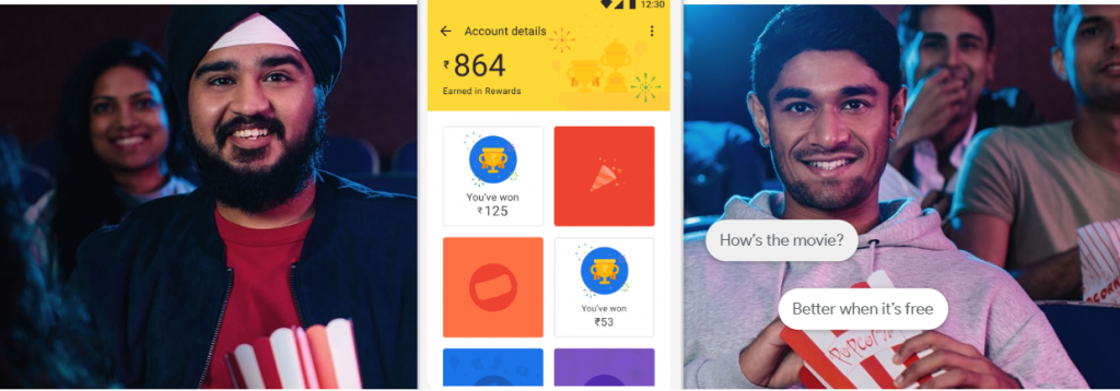 Google Pay Tez App Offers & Rewards: