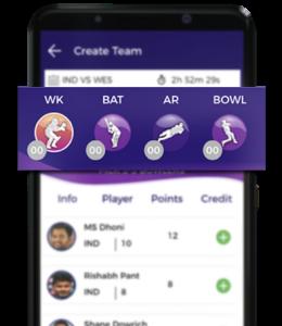 Create Team On World Team11