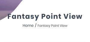 World Team11 Fantasy Point System: