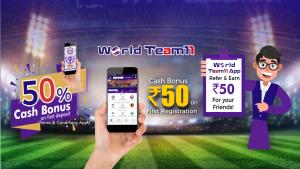 World Team11 Referral Code