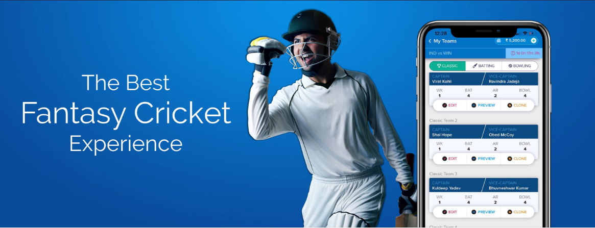 BalleBaazi Fantasy Cricket Promo Codes & Offers