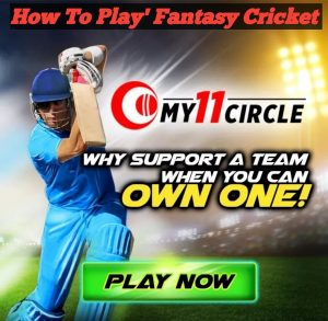 How To Play Fantasy & Create Teams On My11Circle App
