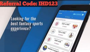 BalleBaazi Referral Code: IHD123, Play Fantasy Cricket & Earn Real Cash