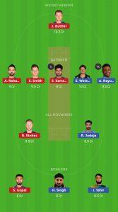 SRH VS RCB Dream XI Team