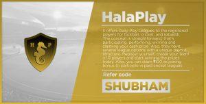 HalaPlay At No 8 Fantasy Cricket App List Download