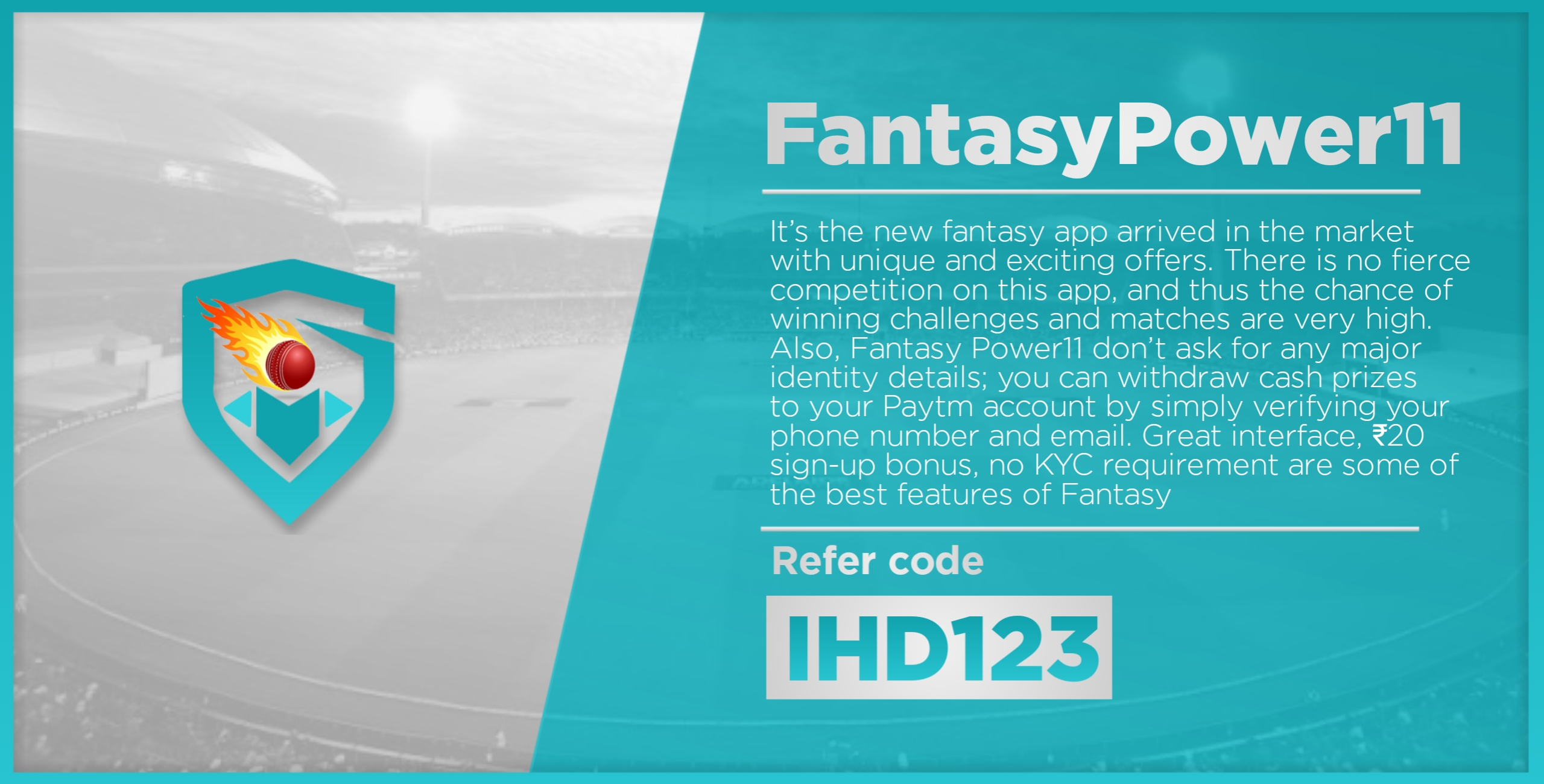 Fantasy Cricket App List Download