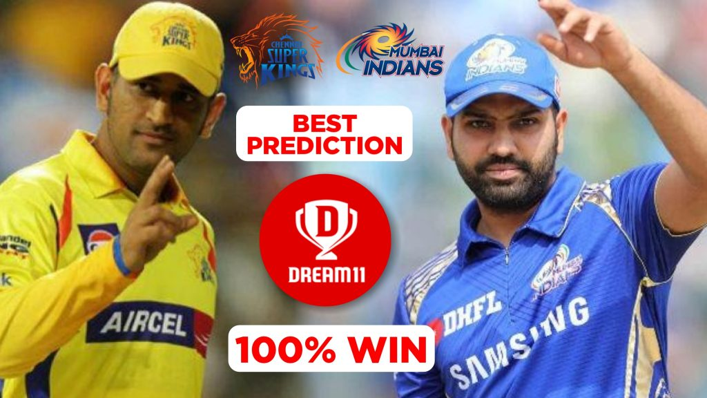 IPL 2019 - Qualifier 1, MI vs CSK Dream11 Team Prediction Today Match