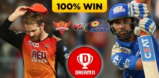 IPL 2019 ( Match 19) SRH VS MI Dream 11 team & Playing XI