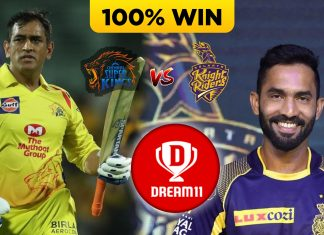 IPL 2019 (17th Match): RCB vs KKR Dream11 Team , Playing XI