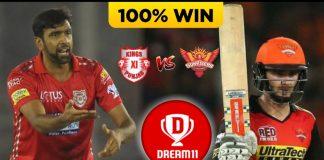 KXIP VS SRH IPL 2019
