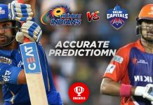 MI vs DC Dream11 Team Prediction, Preview and Head to Head Final Match IPL, 10th November 2020