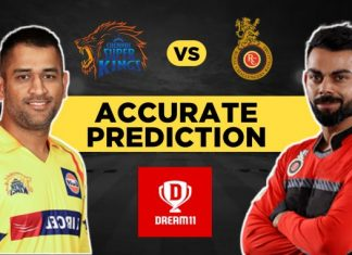 IPL 2019, 39th Match: CSK vs RCB Best Dream11 Team Today Prediction