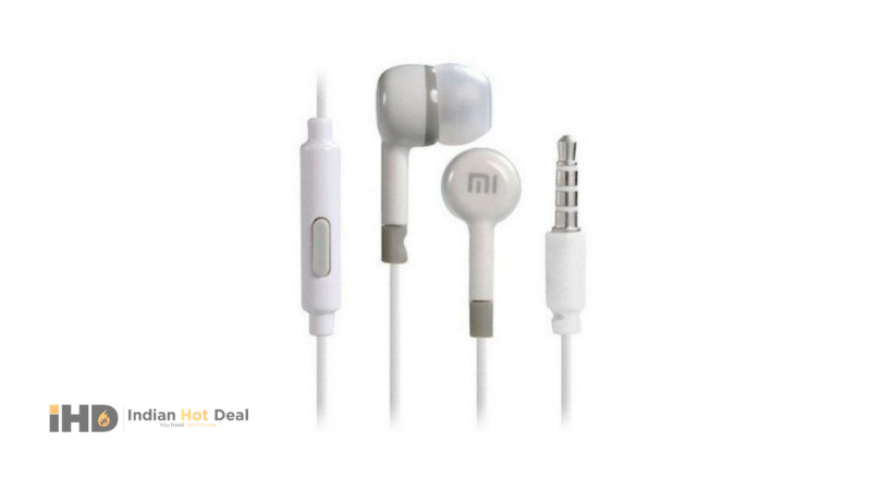 Xiaomi MI Original In-Ear Wired Earphones With Mic