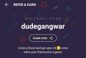 cricplay refer and earn