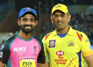 IPL 2019 RR VS CSK Dream 11 Team & Playing XI