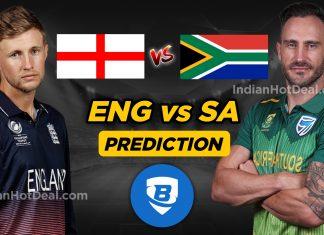 ICC WC 2019, 1st Match: ENG vs SA BalleBaazi Team Preview, Prediction
