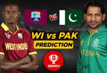 ICC World Cup 2019, PAK Vs WI, Second Match, Dream 11 Team Predictions