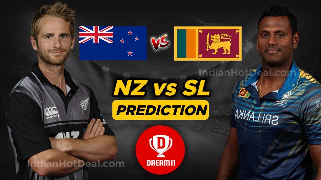SL vs NZ 3rd T20 2019 Dream11 Team Predictions Today (100% winning)