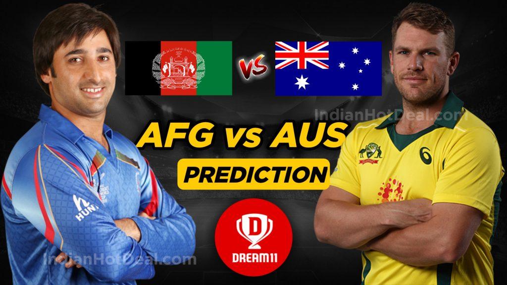 ICC World Cup 2019, AUS Vs AFG Third Match
