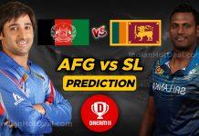 ICC CRICKET WORLD CUP MATCH 7 AFG VS SL