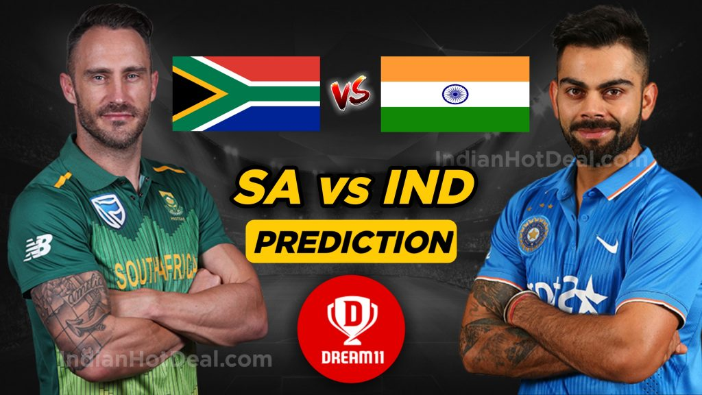 IND vs SA Dream11 Team 2nd ODI Prediction Today Match, 100% Winning