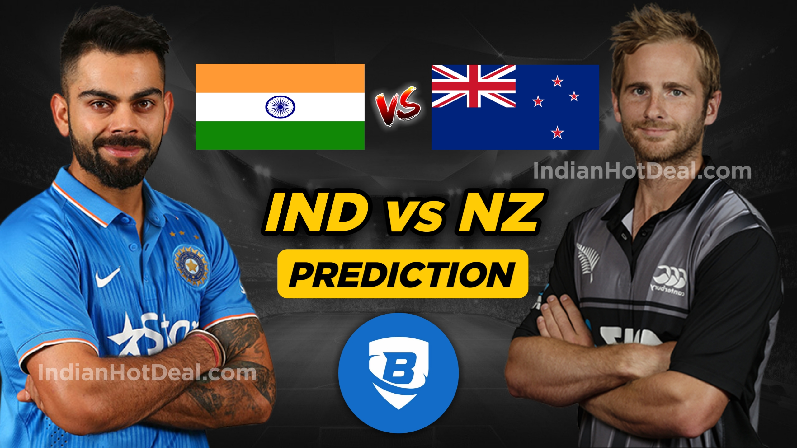 ICC WC 2019, Semi-Final 1 : IND vs NZ Ballebaazi Team Prediction Today