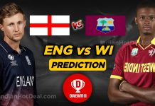 ENG vs WI Dream11 Team Predictions 1st Test West Indies Tour of England
