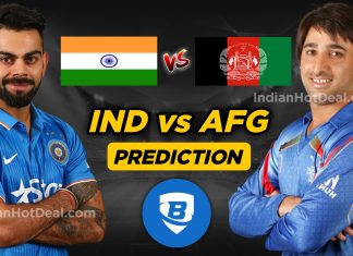 ICC WC 2019, 28th Match: IND vs AFG Ballebaazi Team Prediction Today