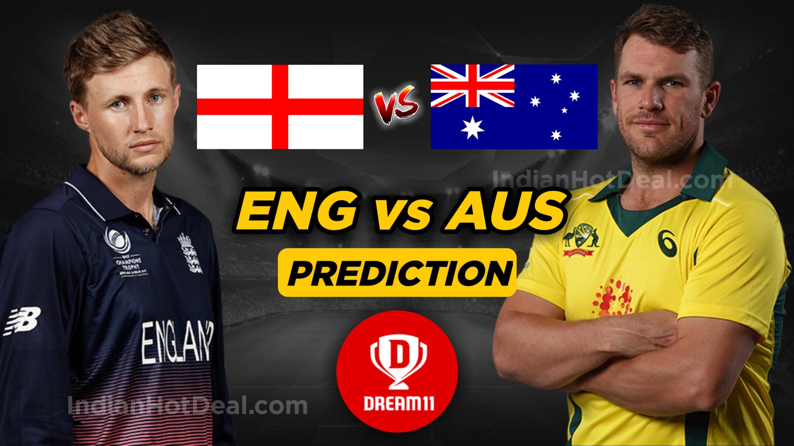 ENG vs AUS The Ashes 5th Test Dream11 Team