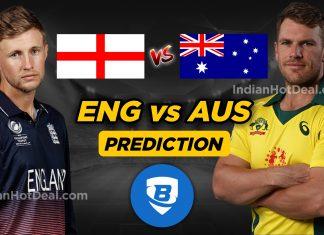 ICC WC 2019, Semi-Final 1 : ENG vs AUS Ballebaazi Team Prediction Today