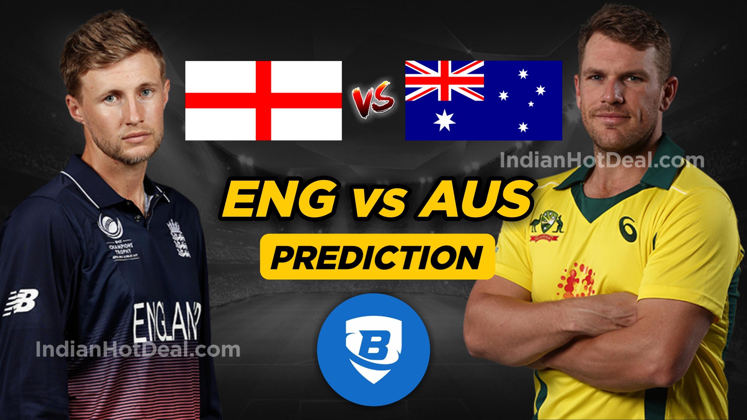ICC WC 2019, 32nd Match: ENG vs AUS Ballebaazi Team Prediction Today