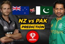 ICC WC 2019, 33rd Match: NZ vs PAK Dream11 Team Prediction Today