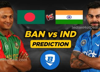 ICC WC 2019, 40th Match: IND vs BAN Ballebaazi Team Prediction Today