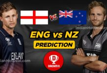 ENG vs NZ 1st Test Dream11 Team Prediction