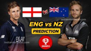 ENG vs NZ Dream11 Team Prediction 1st Test Match (100% Winning Team)