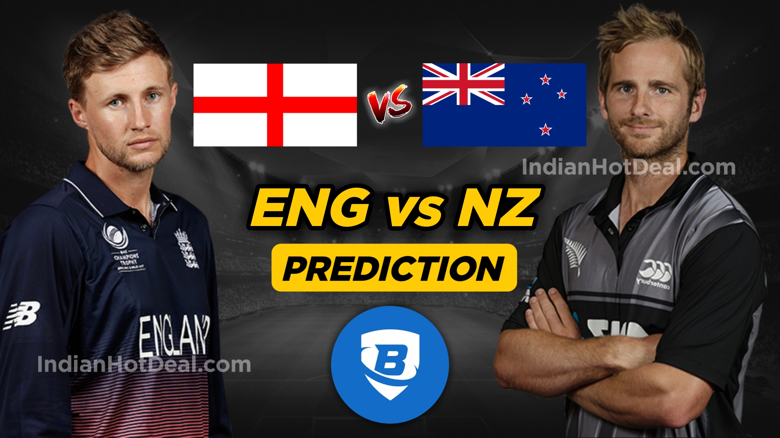 ICC WC 2019, 41st Match: ENG vs NZ Ballebaazi Team Prediction Today