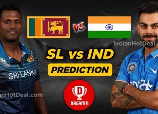 IND vs SL 3rd T20 Dream11 Team Prediction Today (100% Winning Team)