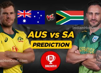 SA vs AUS 3rd ODI Dream11 Team Predictions Today (100% Winning Team)
