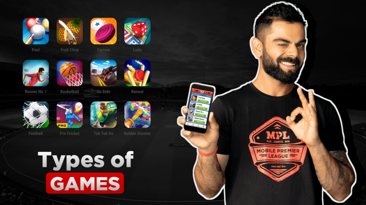 Format of Online Games available on MPL