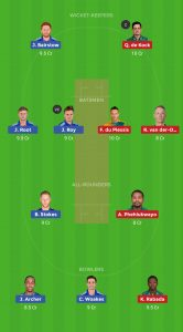 ENG vs SA Dream11 Teams For Grand Leagues