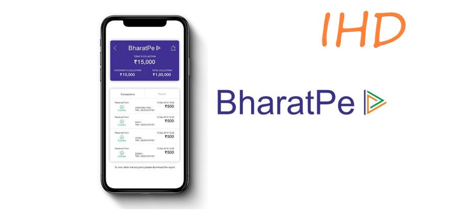 BharatPe UPI App, Referral Link, Refer & Earn Rs.100 & Win Scratch Card
