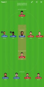 IPL 2019 - 53rd Match, DC vs RR Dream11 Team Prediction Today Match