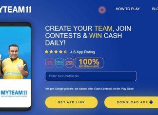 myteam11 fantasy apk app