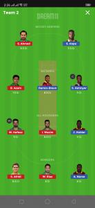 Pak vs WI Dream11 Team Grand League