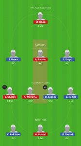 India vs Afghanistan Dream11 Grand League Team Today