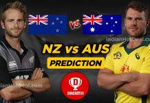 NZ vs AUS 4th T20I Dream11 Team Prediction Today (100% Winning)