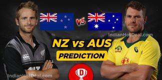 NZ vs AUS 5th T20I Dream11 Team Prediction Today (100% Winning)