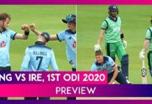ENG vs IRE 1st ODI Dream11 Team Prediction Today